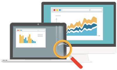 多维度的数据统计分析,实现精准营销
